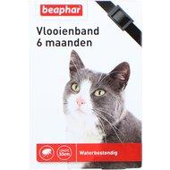 Beaphar Vlooienband kat zwart 1st