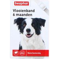 Beaphar Vlooienband hond wit 1st