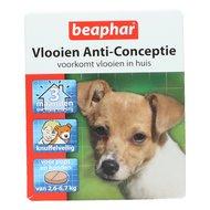 Beaphar Vlooien Anti Conceptie hond klein (2,6 6,7kg) 3st