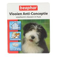 Beaphar Vlooien Anti Conceptie hond medium (6,8 20kg) 3st
