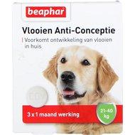 Beaphar Vlooien Anti Conceptie hond groot (21 40kg) 3st