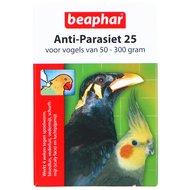 Beaphar Anti Parasiet 25 vogel 2 pipetten