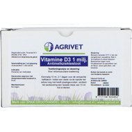 Agrivet Injection Vitamine D3 10ml
