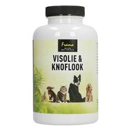 Frama Best For Pets Visolie en Knoflook 200st