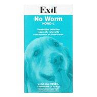 Exil No Worm Exitel Hond L 2 Tabletten