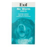 Exil No Worm Exitel Hond Xl 4 Tabletten