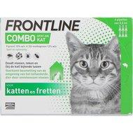 Frontline Combo Spot-on Kat > 1kg