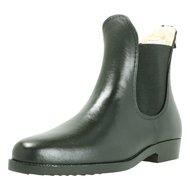 HKM Jodhpur Boots Soft Teddy Lining Black
