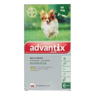 Advantix 40/200 Spot-On Hund < 4kg