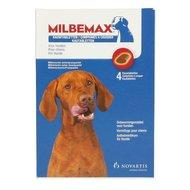 Milbemax Smakelijke Kauwtablet Grote Hond 4 Tabletten