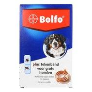 Bolfo Plus Tekenband L Hond Groot 1st
