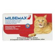 Milbemax Ontwormingstablet Kat 2-12kg 20tabl