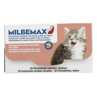 Milbemax Ontwormingstablet Kleine Kat/Kitten 0,5-2kg 20tabl