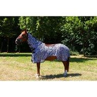 HKM Rideon Fly Sheet Zebra Zebra