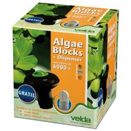 Velda Algae blocks+ dispenser