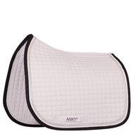 Anky Saddlepad C-Wear General Purpose White/Black