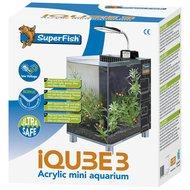 Superfish Iqube3 Miniaquarium Black