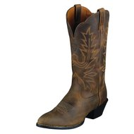 Ariat Westernboot Heritage R Toe Woman's Brown