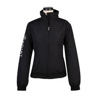 Ariat Ladies Waterproof Stable Jacket Zwart