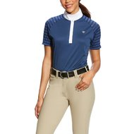 Ariat Competition Shirt Aptos Woman's Indigo fade