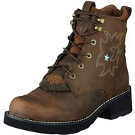 Ariat Western Probaby Lacer B Driftwood Brown