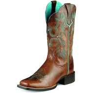 Ariat Western Tombstone B Sassy Brown Sassy Brown