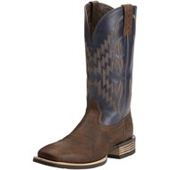 Ariat Western Tycoon D Bar Top / Arizona Sky