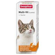 Beaphar Multi Vitamin Laveta Taurine Katze