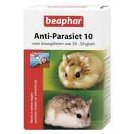 Beaphar Anti Parasiet 10 knaagdier 2 pipetten