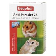 Beaphar Anti Parasiet 25 knaagdier 2 pipetten