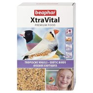 Beaphar Vogelfutter Xtravital Tropischer Vogel
