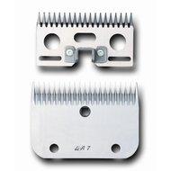 Liscop Lames de Tondeuse A7 Bovin Grossier 19/21T 3mm