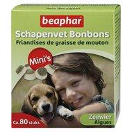 Beaphar Schapenvet Bonbons Mini Zeewier 80st 245gr