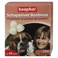 Beaphar Schapenvet Bonbons Zalm 40st 245gr