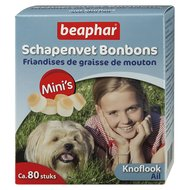 Beaphar Schaffett Bonbons Mini Knoblauch 80St 245g