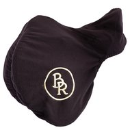 BR Saddle Cover Fleece GP Black GP