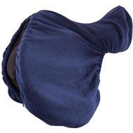Premiere Sattelschutzbezug Fleece Dressur Blau