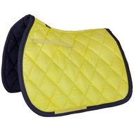 BR Saddlepad GP Event Cotton with Luxury Citron Full
