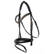 BR Bridle Cheshunt Black