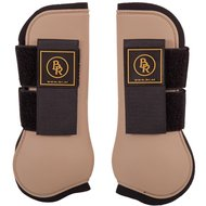 BR Tendon Boots Event PU with Neoprene Tan