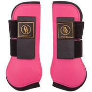 BR Tendon Boots Event PU with Neoprene Bright Pink
