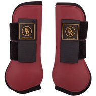 BR Tendon Boots Event PU with Neoprene Red Maple