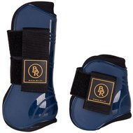 BR Tendon & Fetlock Boots & Fetlock Boots Set Pro Tech PU Neoprene Blue