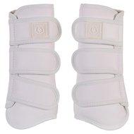 BR Tendon Boots Pro Max White
