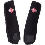 Premiere Leg Protection Neoprene Long Front and Back Black L