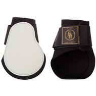 BR Fetlock Boots Event PU with Neoprene White