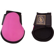 BR Fetlock Boots Event PU with Neoprene Orchid Black