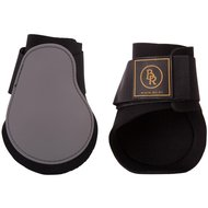 BR Fetlock Boots Event PU with Neoprene basic grey