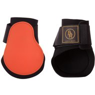 BR Fetlock Boots Event PU with Neoprene Sunset Orange