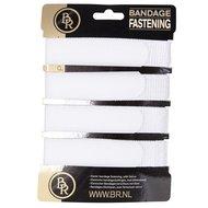 BR Bandagesluitingen 4st Wit